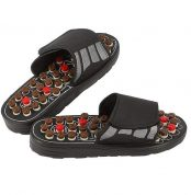 1 Pair Reflexology Sandals Foot Massager Slippers Acupressure Acupuncture Shoes Dropshipping